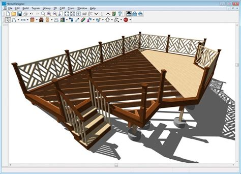 Deck Framing Design Software