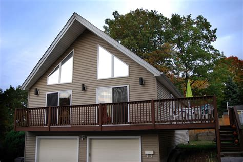 Deck Over Garage Designs