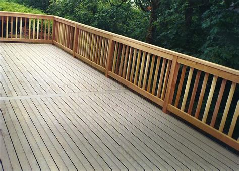 Deck Railing Plans And Designs