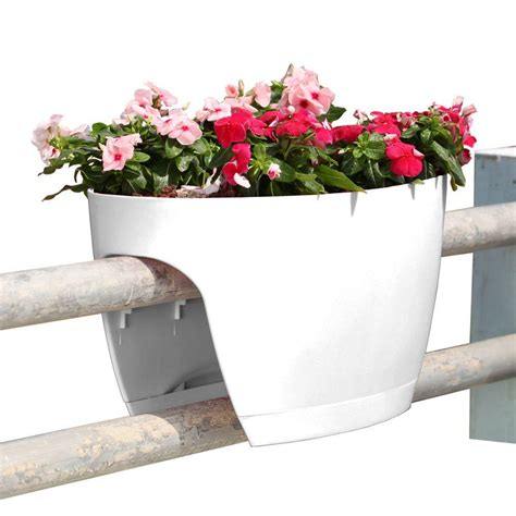 Deck Railing Planter Boxes Home Depot