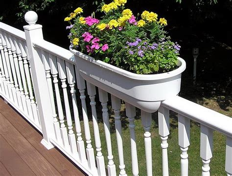 Deck Railing Planter Boxes Lowes