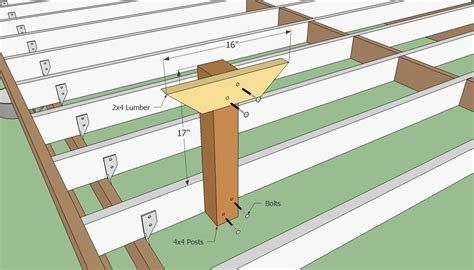 Deck Seating Plans Free