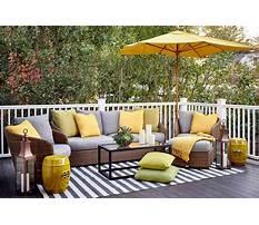Best Deck patio furniture