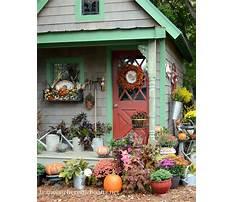 Best Decorated garden sheds.aspx