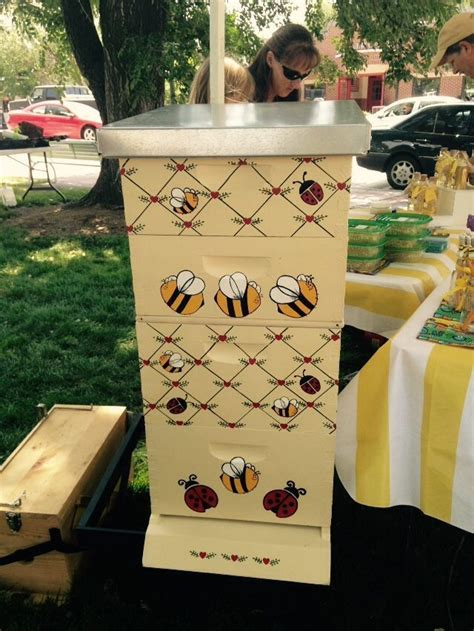 Decorative Bee Hive Plans And Drawings