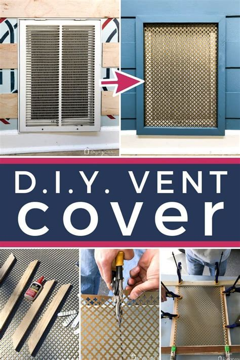 Decorative Vent Covers Wall Diy