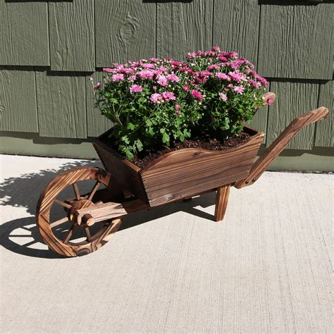 Decorative Wheelbarrows Planters