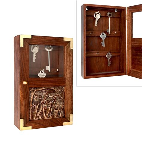Decorative Wooden Key Cabinets