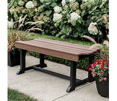 Best Decorative wood benches