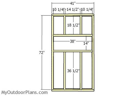 Deer Blind Shed Plans Free