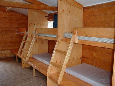 Deer Camp Bunk Beds Plans To Build