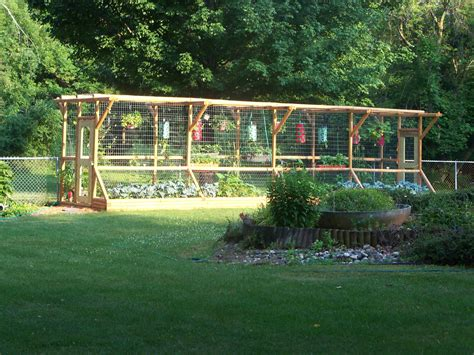 Deer Proof Garden Fencing Planswift