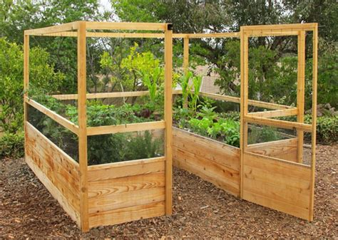 Deer Proof Raised Garden Beds Images