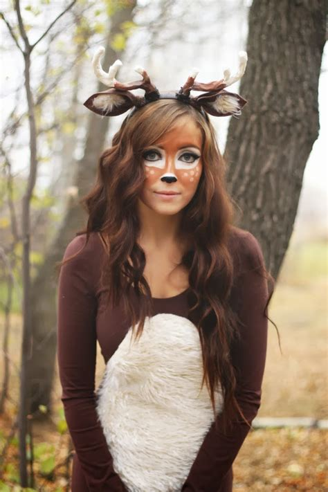 Deer-Halloween-Costume-Diy