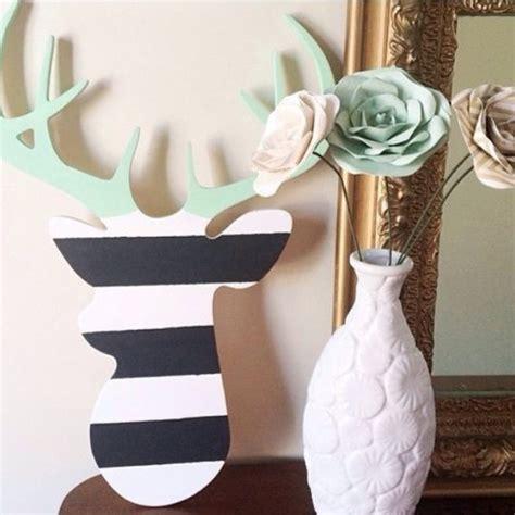 Deer-Head-Of-Diy-Wooden-Crafts