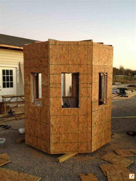 Deer-Hunting-Box-Blind-Plans