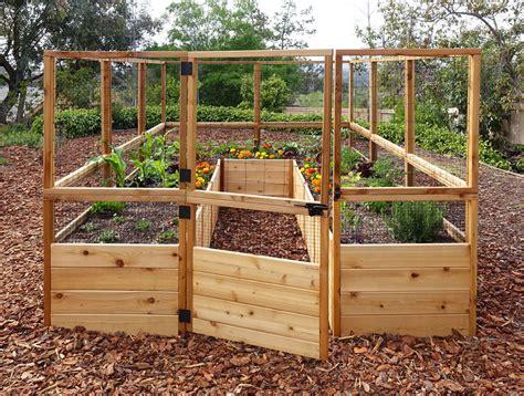 Deer-Proof-Raised-Garden-Bed-Plans