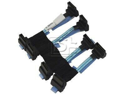 Dell PowerEdge C5220 4x SATA to 4x SATA HDD Connectors Cable Assembly G7Y7P