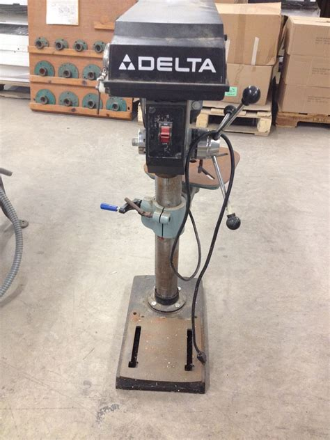 Delta Benchtop Drill Press