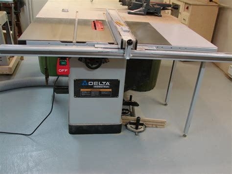 Delta Cabinet Table Saw Model 36 714