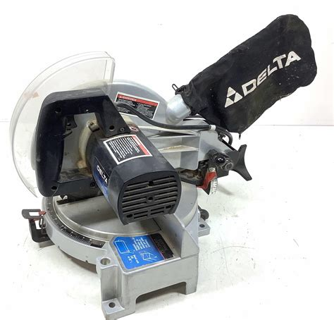 Delta Miter Saw 10 Compound