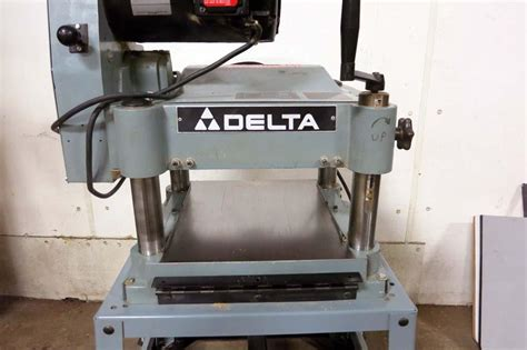 Delta Woodworking Planers For Sale