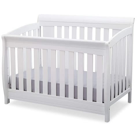 Delta-4-In-1-Crib-White