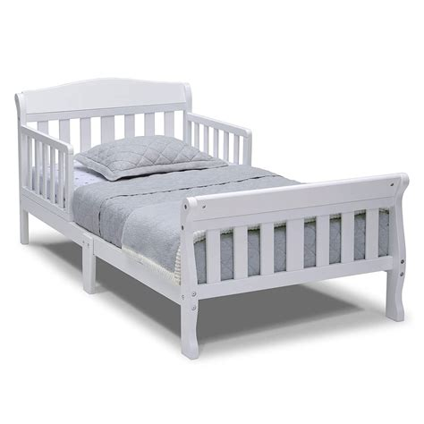 Delta-Toddler-Bed-White