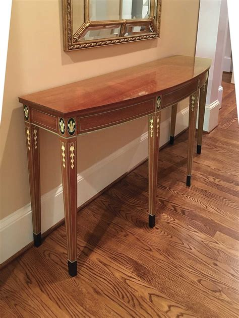 Demilune-Table-Woodworking-Plans