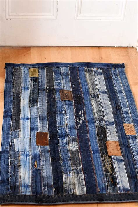 Denim-Rug-Diy