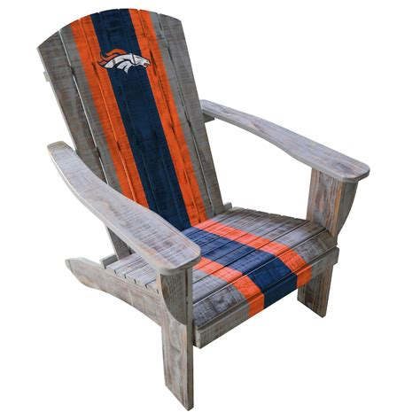 Denver-Broncos-Adirondack-Chair