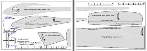Depron-Glider-Plans-Free