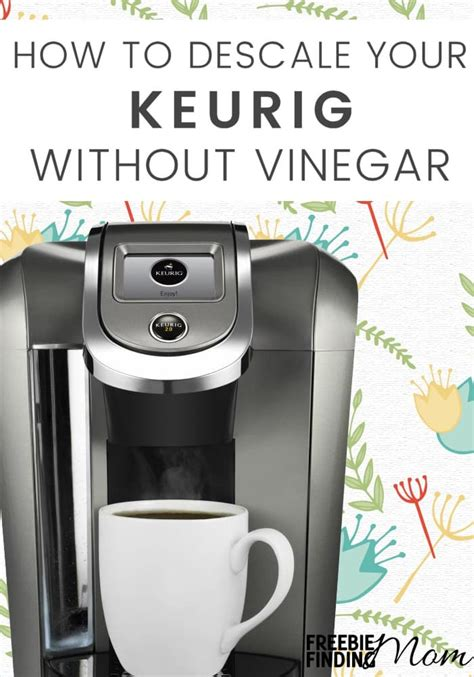 Descale Keurig Diy