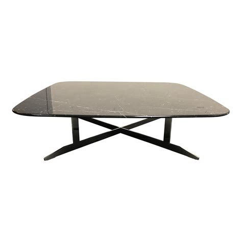 Design Within Reach Marble Coffee Table