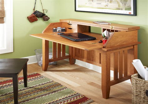 Designer-Desk-Plans