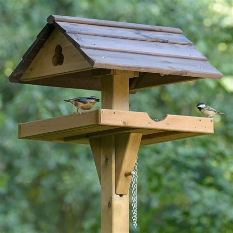 Designs-For-Bird-Tables-Plans