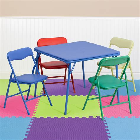 Desk and chair kids Image