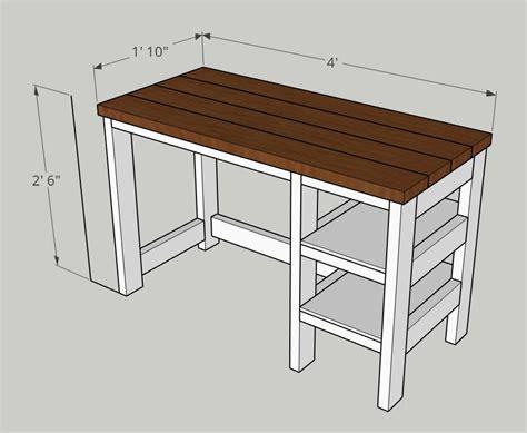 Desk-Plans-Simple