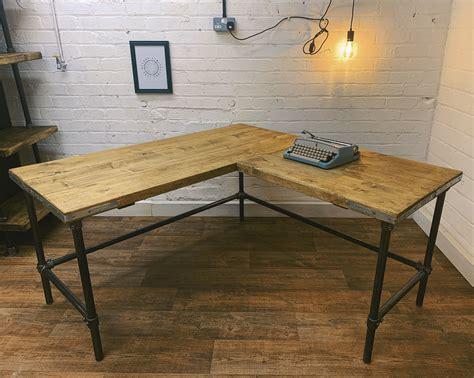 Desk-With-Steel-Frame-Diy