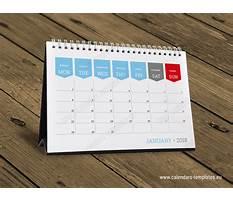 Best Desk calendar design online.aspx