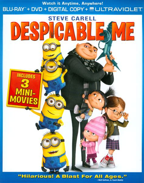 Despicable Me Digital Copy