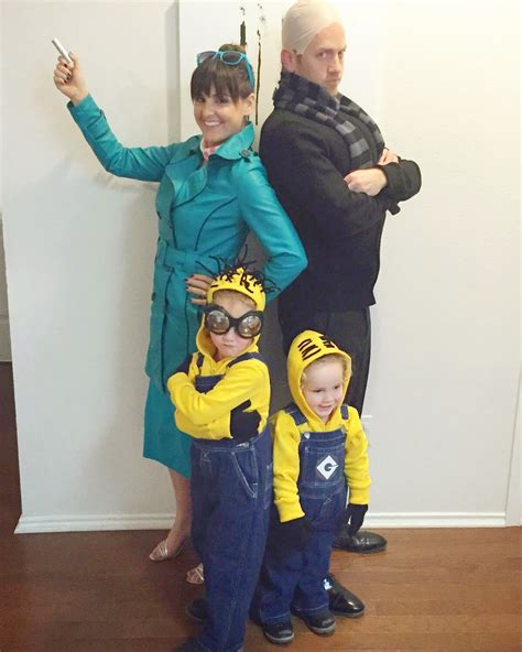 Despicable Me Diy Costumes