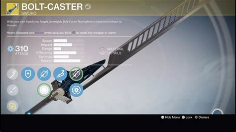 Destiny How To Get Bolt Caster Fast