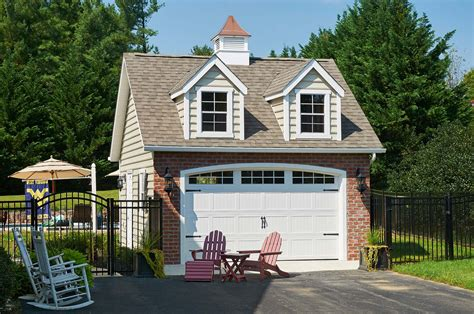 Detached Garage Plans Cost