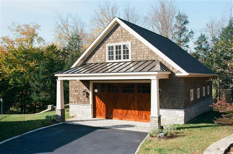 Detached Garage Plans With Overhang