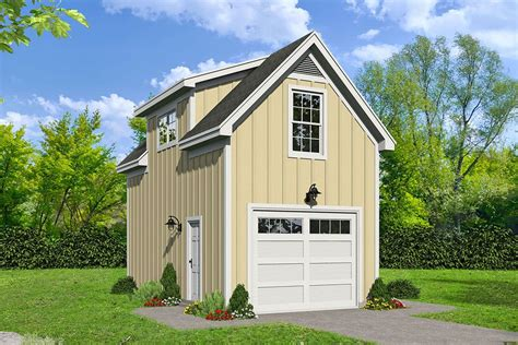 Detached Single Garage Plans And Prices