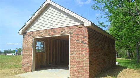Detached-Brick-Garage-Plans