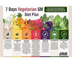 Best Detailed gm diet for vegetarians