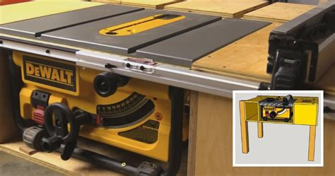 Dewalt Cabinet Table Saw