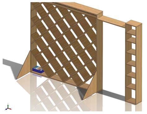 Diagonal-Shelving-Plans